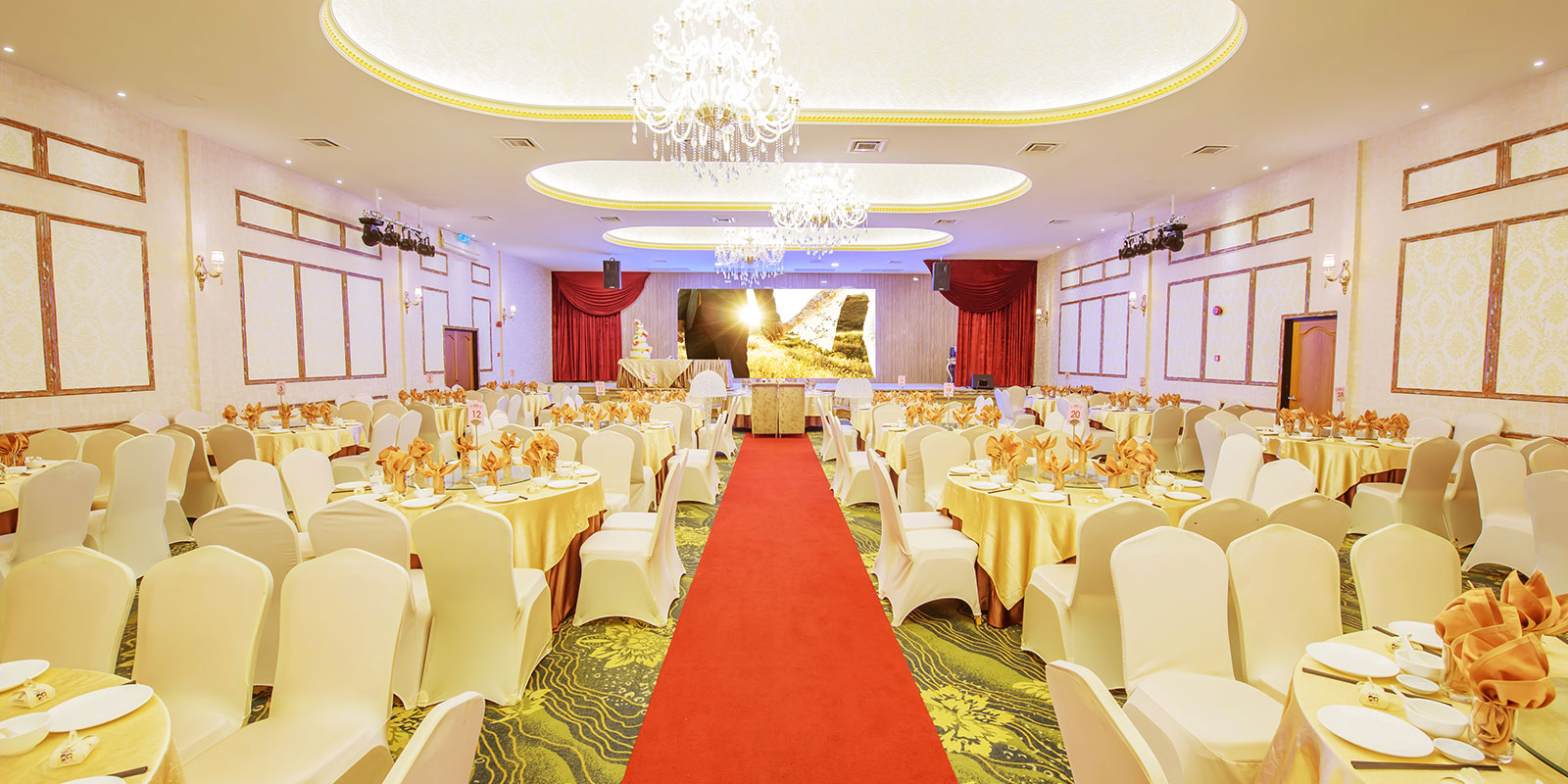 Wedding & Events - Unique Seafood PJ23 Restaurant - Unique